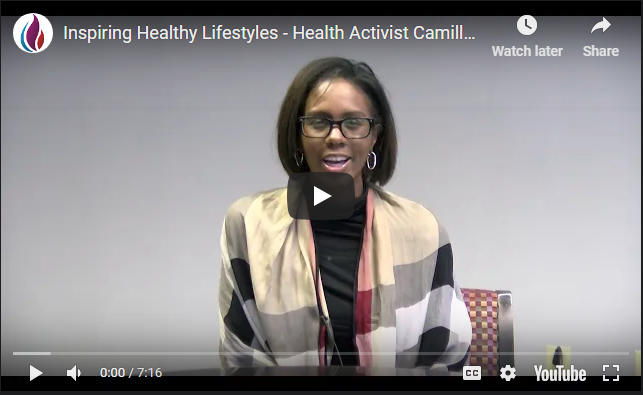 Inspiring Healthy Lifestyles YouTube Video