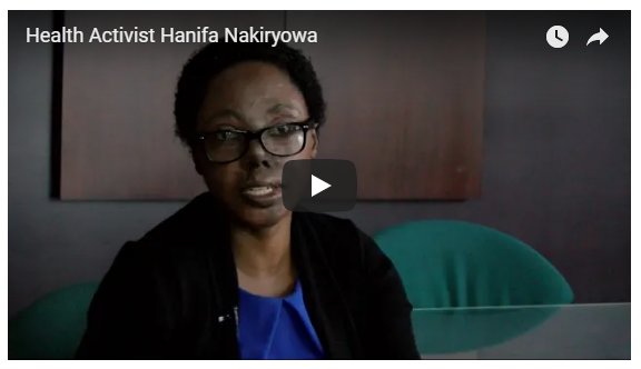 Health Activist Hanifa Nakiryowa